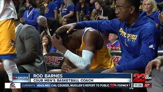 CSUB men's basketball team falls in the WAC opener