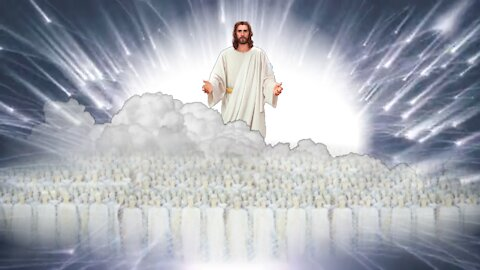 Did Jesus Ascend Twice to Heaven After his Resurrection