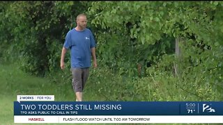 Two Children Still Missing