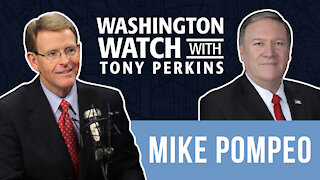 Former Sec. Mike Pompeo Discusses How President Biden Has Handled Foreign Policy