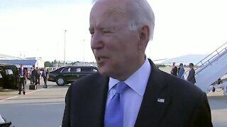 Joe Biden Snaps Again!