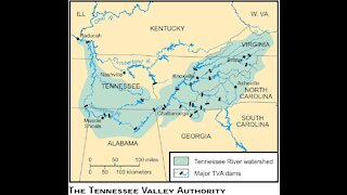 Forgotten Americans: Tennessee Valley Authority