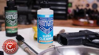 New Gunfighter Super Cleaner