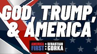 God, Trump, and America. Andrew Klavan with Sebastian Gorka on AMERICA First