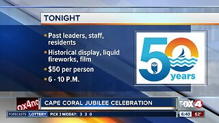 Cape Coral Jubilee celebration happening Friday night