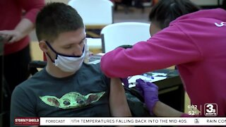 Midlands University offers COVID-19 vaccinations on campus