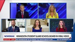 MN Student Slams School Board's Hypocrisy
