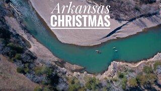 Arkansas Family Christmas | Kayaking Adventure