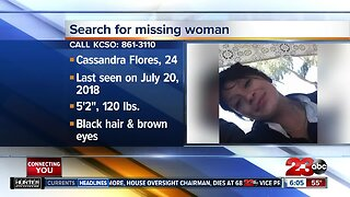 Search for Missing Woman Continues