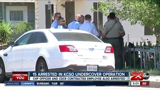 15 arrested in KCSO undercover operation targeting child predators