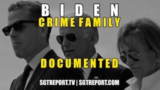 THE BIDEN CRIME FAMILY: DOCUMENTED. BRIBERY & TREASON - PART 1