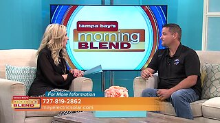 May Electric Solar   Morning Blend