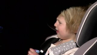 Smoky Hill High School students celebrate 4-year-old Make-A-Wish participant