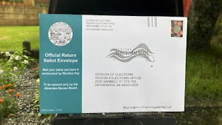 Officials Begin Counting Mail-In Ballots In Alaska