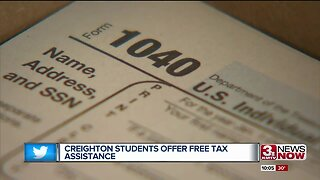 Creighton Students Offer Free Tax Assistance