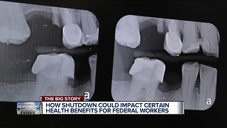 Government workers worry about losing some health benefits