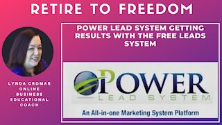 Power Lead System Getting Results With The Free Leads System