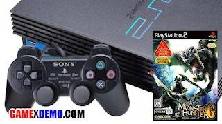 PlayStation 2 | Monster Hunter G