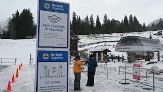 Whistler Blackcomb opens with focus on COVID-19 safety