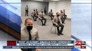 Post Academy Graduation Ceremony