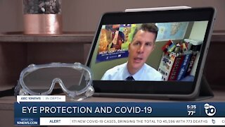 Study suggests eyeglasses may reduce risk of COVID infection