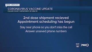 Southwest Florida COVID vaccine updates