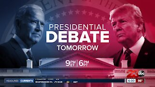 Supreme Court, COVID-19, race to be subjects of first presidential debate Tuesday night