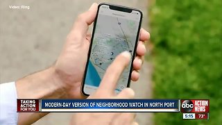 North Port Police start virtual neighborhood watch