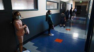 Coronavirus Cases Spike Among Kids
