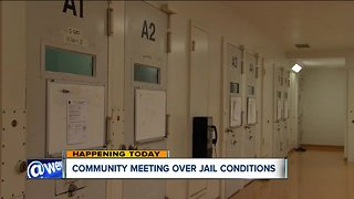 Cleveland NAACP to hold meeting about county jail condiitons