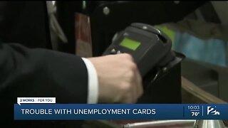 Oklahomans Still Having Trouble with Unemployment Debit Cards