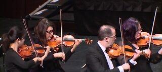 Las Vegas Philharmonic livestream event