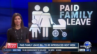 Colorado could soon require paid family leave