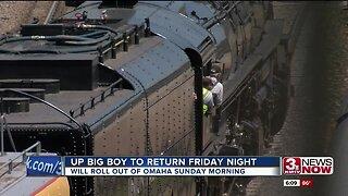 Big Boy Returns to Omaha