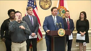 Gov. DeSantis limits visits to Florida nursing homes