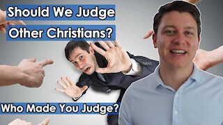 Should We Judge Other Christians? | Should We Expose Sin?