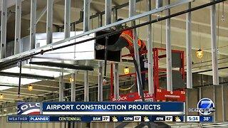 Denver Intl Airport adding gates & amenities