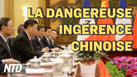 La dangereuse ingérence chinoise dans les universités françaises; Le FMI maintient sa dirigeante