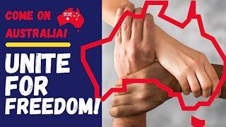 UNITE FOR FREEDOM - AUSTRALIA