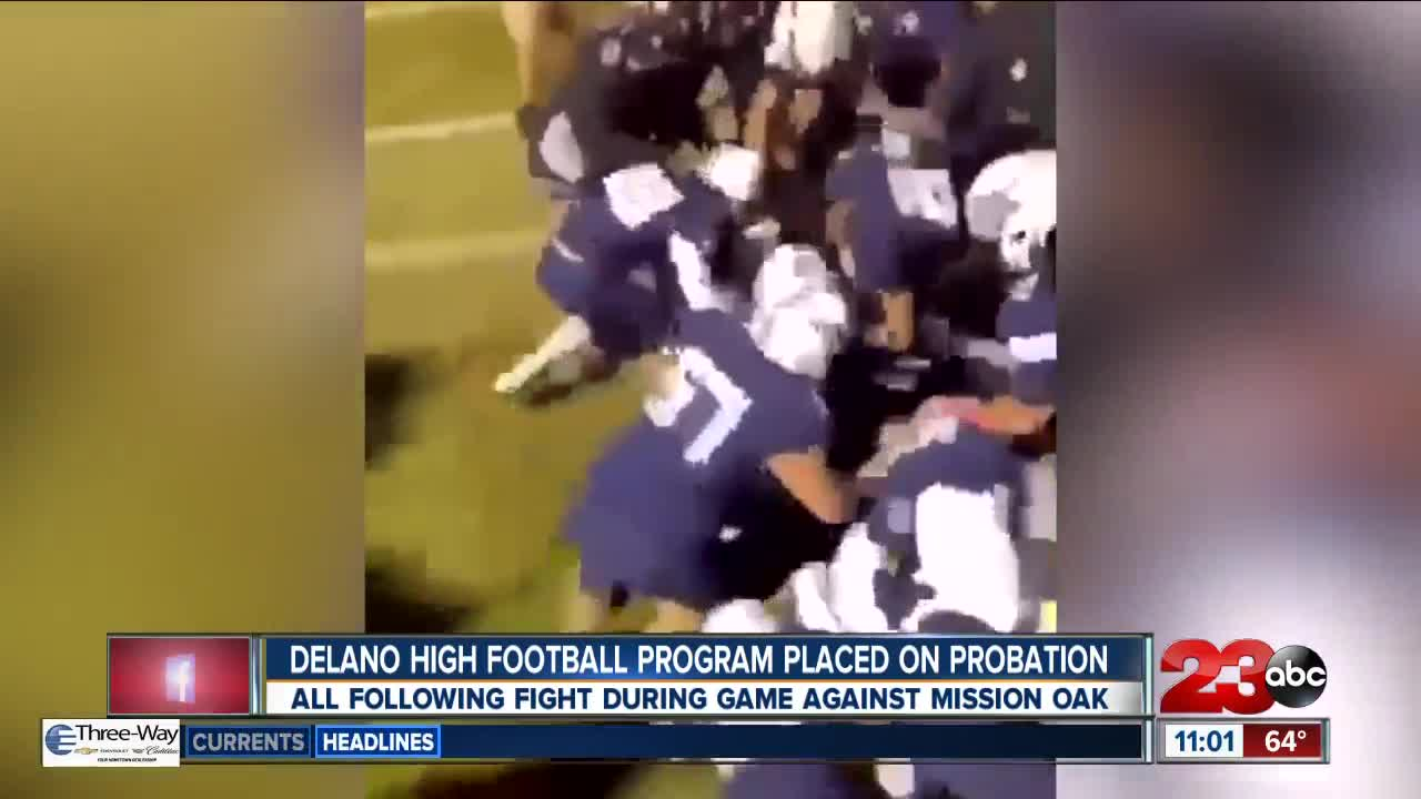 Delano Police Seek Charges in H.S. Football Fight