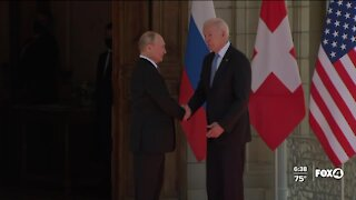 Cybersecurity discussed during Biden meeting with Putin