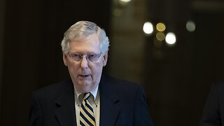 McConnell Calls For End To Investigations Into Trump