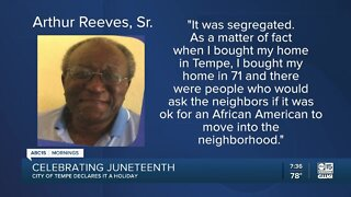 Arizonans remember history for African Americans