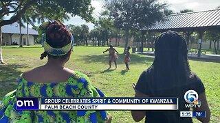 South Florida groups celebrate spirit and community of Kwanzaa