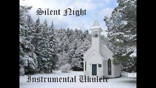 Silent Night Instrumental Ukulele - Easy