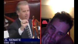 INTERNET GOLD: Joe Biden Explaining Crack Cocaine Consequences To Hunter Biden