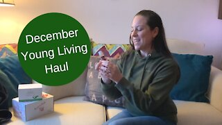 December 2020 Young Living Haul