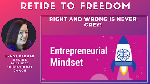 Right And Wrong Is Never Grey!