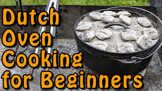 Dutch Oven Cooking for Beginners