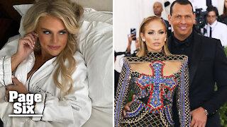 Madison LeCroy speaks out on Alex Rodriguez, Jennifer Lopez breakup